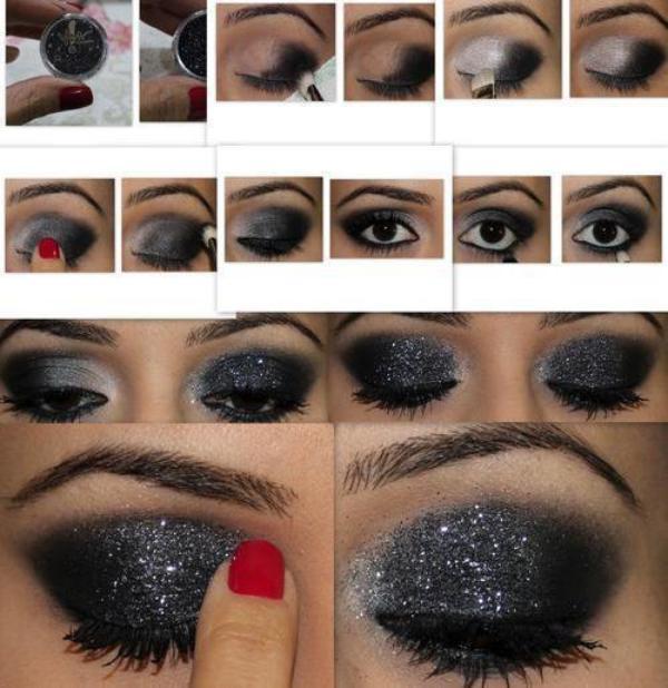 Très 5 tops tutos maquillage pour le Nouvel An | Astuces de filles | Page 3 BQ38