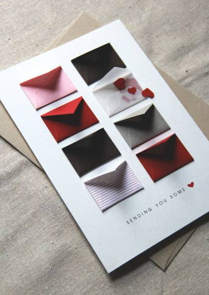 10 belles cartes st valentin faire soi m me astuces de filles page 8. Black Bedroom Furniture Sets. Home Design Ideas