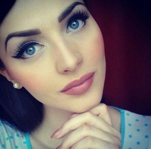 8 astuces pour faire para tre vox yeux plus grands astuces de filles - Maquillage grand yeux ...
