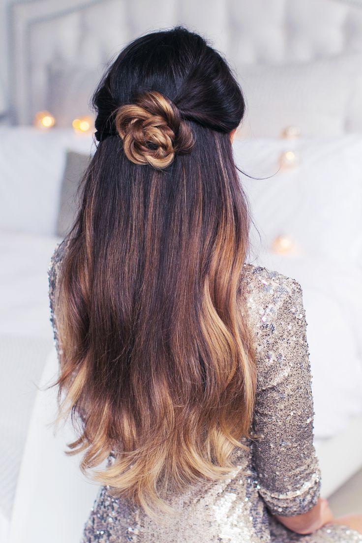 Favorit 6 tutoriels coiffure demi-queues canons | Astuces de filles SC37