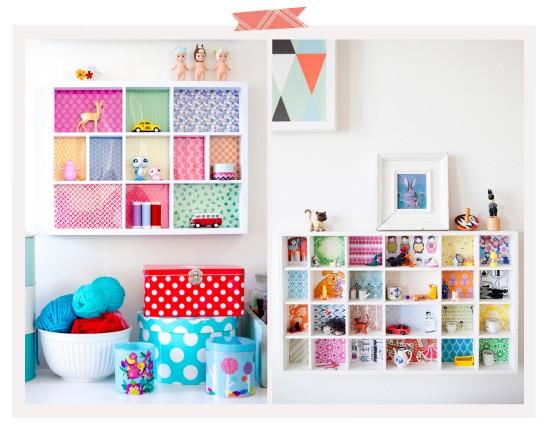 6 diy r aliser avec du papier peint astuces de filles. Black Bedroom Furniture Sets. Home Design Ideas