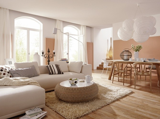 7 astuces pour r ussir son home staging astuces de filles - Wohnzimmer sandfarben ...