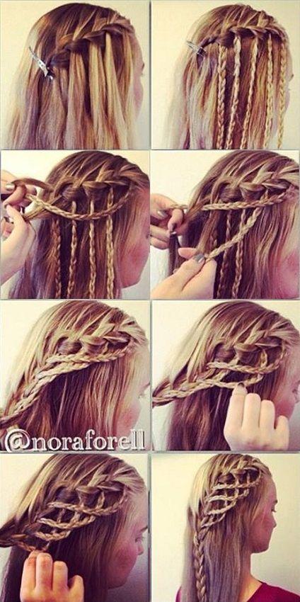 5 coiffure sirène