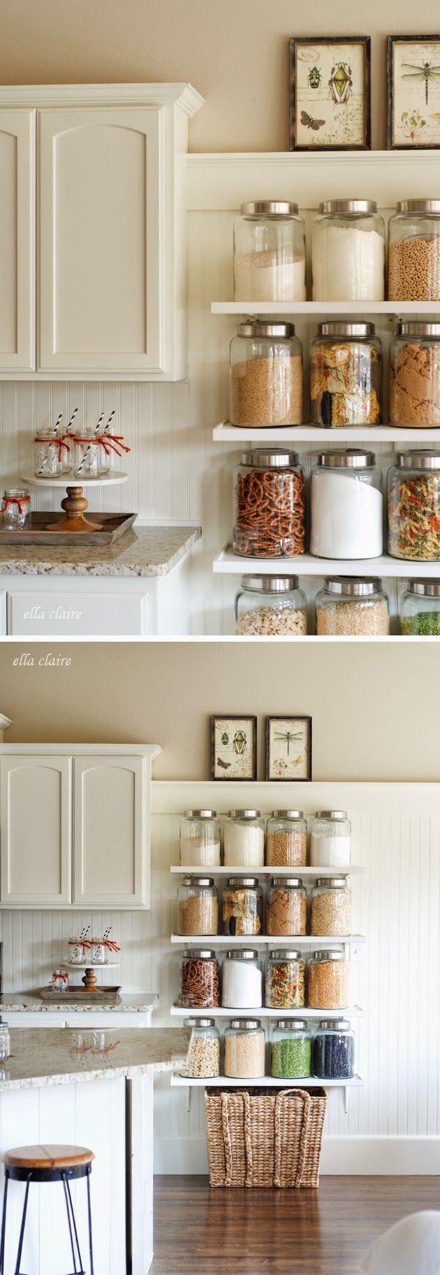 7 id es simples et efficaces pour ranger votre cuisine for Astuces cuisine rapide