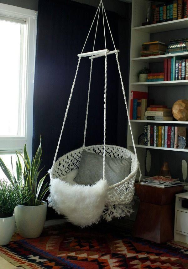 5 fauteuils suspendus super funs Astuces de filles
