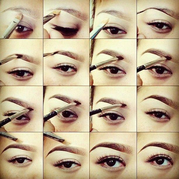 Extrêmement 5 tutos pour travailler correctement vos sourcils | Astuces de filles TS81