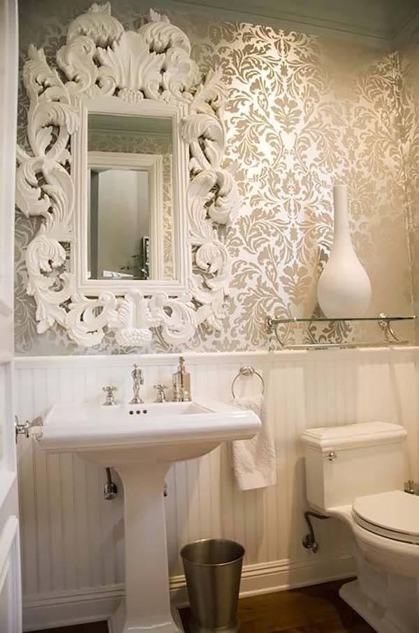 12 id es papier peint pour relooker votre maison astuces de filles page 7. Black Bedroom Furniture Sets. Home Design Ideas