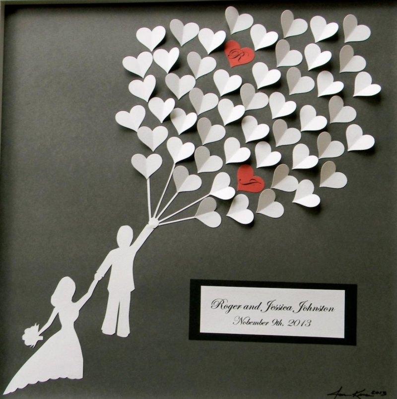 10 id es de cadeaux de mariages extras faire soi m me. Black Bedroom Furniture Sets. Home Design Ideas