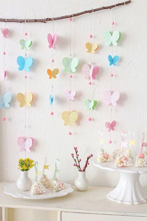 10 id es d coration pour une baby shower r ussie astuces - Decoration pour baby shower ...