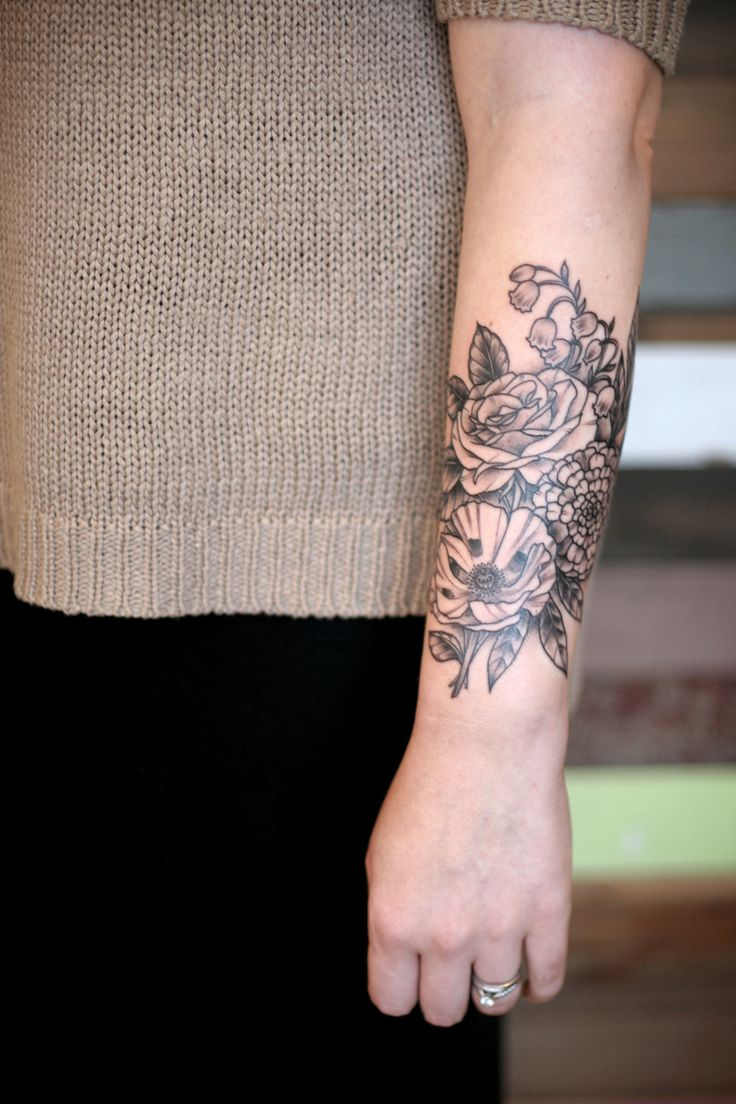 Connu 8 tatouages manchettes 100% féminins | Astuces de filles | Page 2 VV22