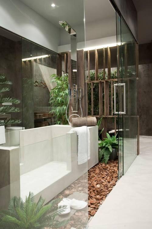 tout pour une salle de bain zen astuces de filles. Black Bedroom Furniture Sets. Home Design Ideas