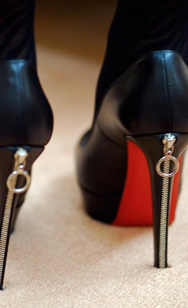 chaussure talon haut louboutin