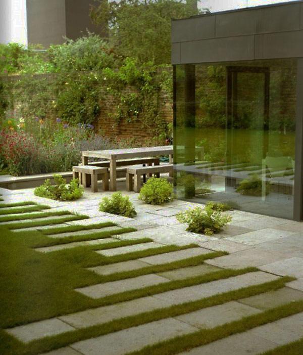 9 bonnes id es pour am nager votre jardin astuces de filles. Black Bedroom Furniture Sets. Home Design Ideas