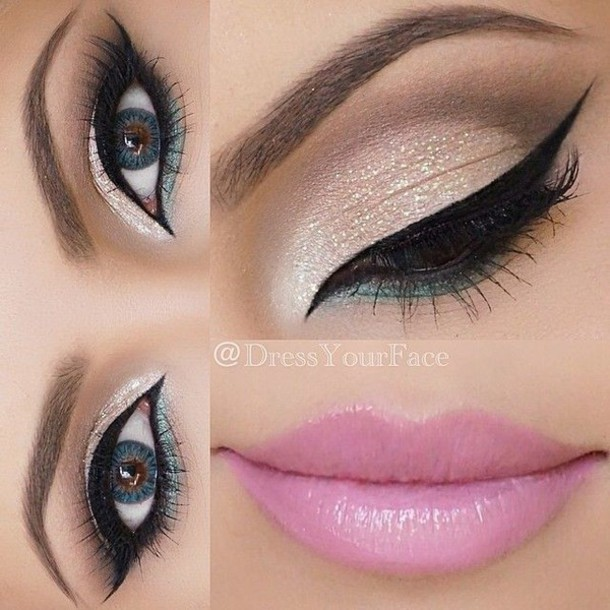 Exceptionnel 7 make up spécial soirée pour être super glamour | Astuces de filles PR47