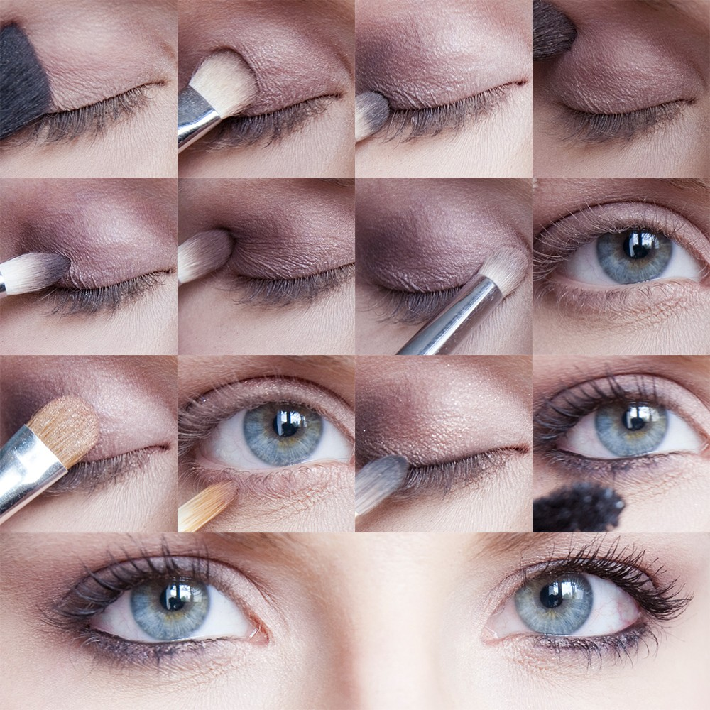 Extrêmement 7 tutos maquillages Nude faciles et rapides | Astuces de filles JK35