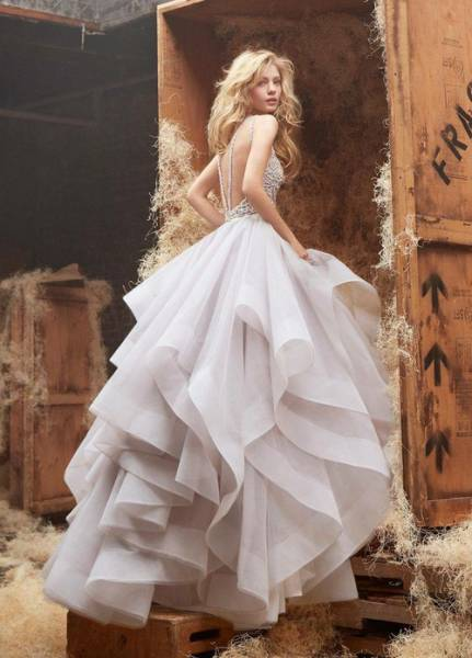 robe de mariée tendance 2015