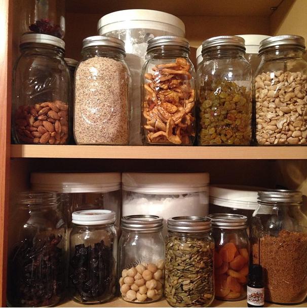 29 astuces fut es pour mieux organiser votre cuisine for Bocaux decoration cuisine