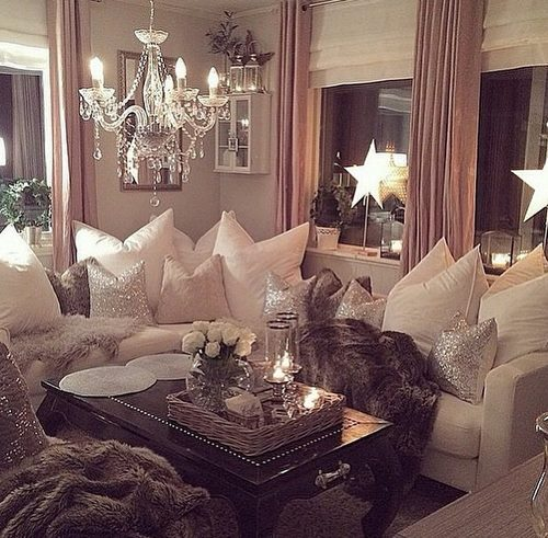 Elegant Living Rooms Pictures For Tasteful Style: Les 50 Plus Belles Décoration D'intérieurs