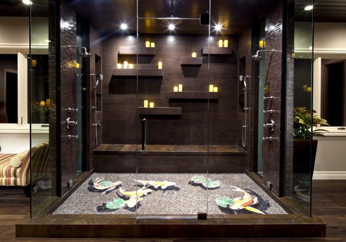 Les 50 plus belles salles de bain astuces de filles for Salle de bain belle epoque