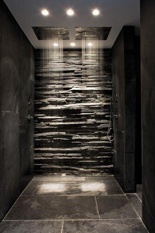 Douche-italienne-pour-deux-design-pierre-gris