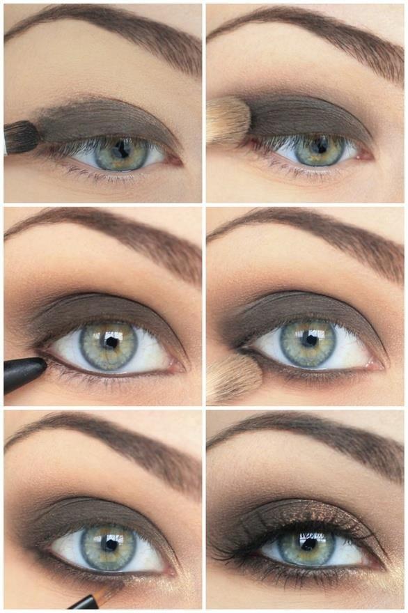 Fabuleux 50 tutos maquillage naturels pour les pressées du matin! | Astuces  JB85