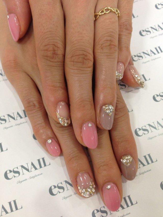 short-nails-neutrals-640x853