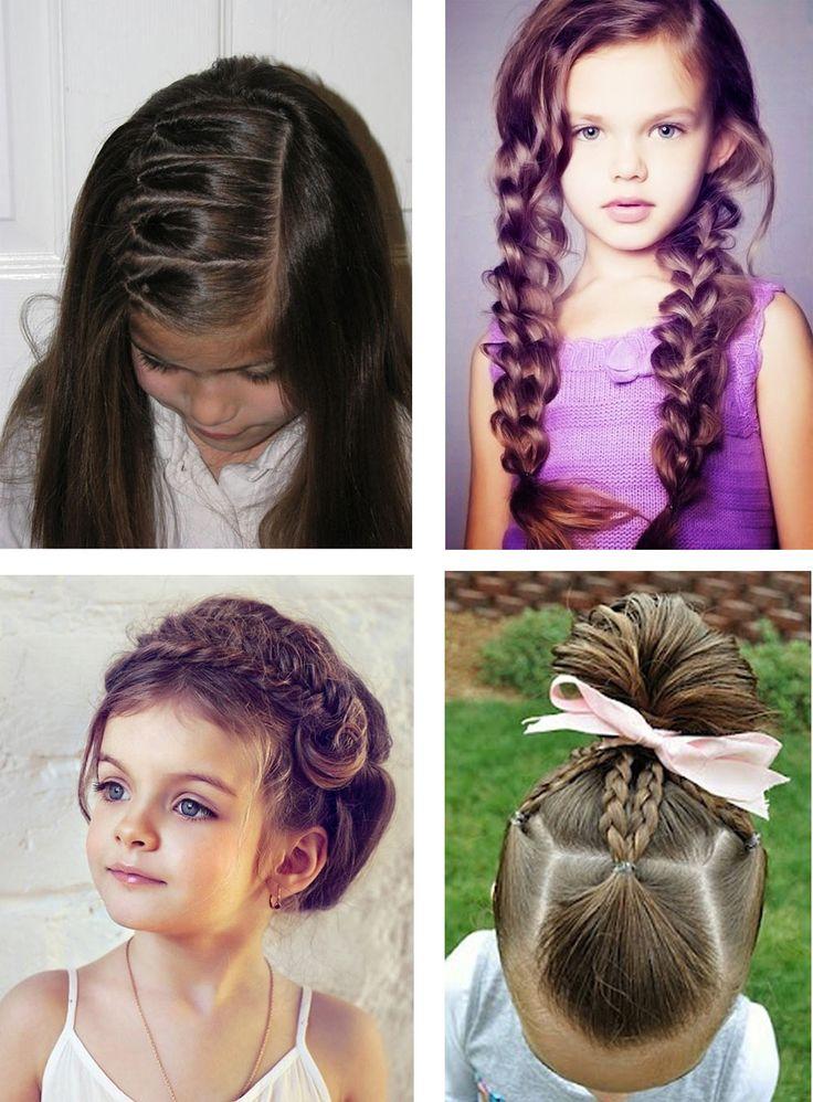 les plus belles coiffures pour petites filles astuces. Black Bedroom Furniture Sets. Home Design Ideas