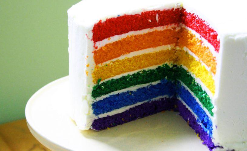 Recette facile : Réalisez votre Rainbow Cake Maison