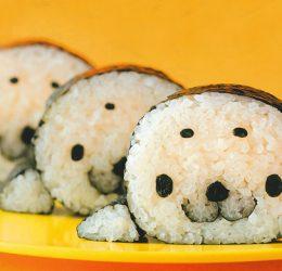 Les 20 sushis les plus jolis du monde