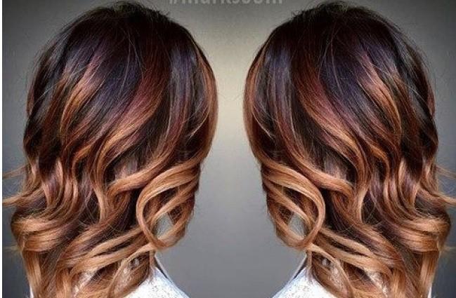 tendance coiffure le ombre hair marron caramel astuces de filles. Black Bedroom Furniture Sets. Home Design Ideas