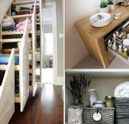 9 Astuces incroyables pour que votre maison reste rangée