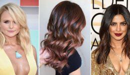 10 Couleurs de cheveux qui vous embellissent en été