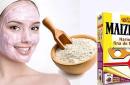 Le nouveau Botox est naturel, peu coûteux, et super efficace… C'est le masque à l'amidon de maïs !