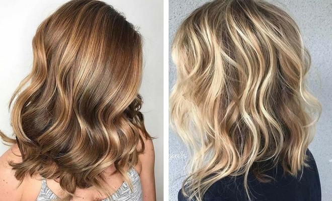 21 Balayages blond chic pour l'automne et l'hiver