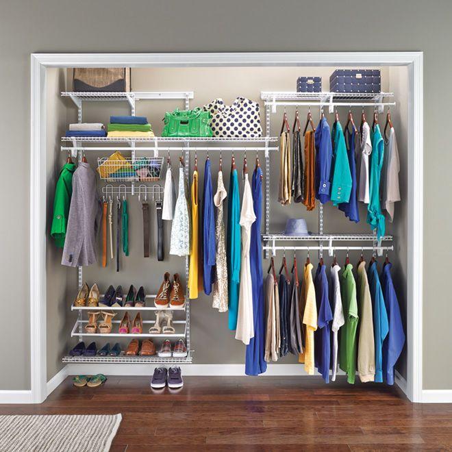 25 idées pour organiser votre garde-robe comme une pro