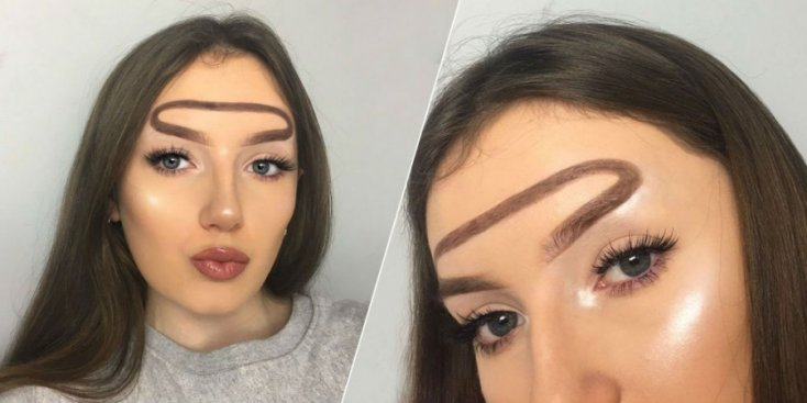 tendances makeup-sourcils