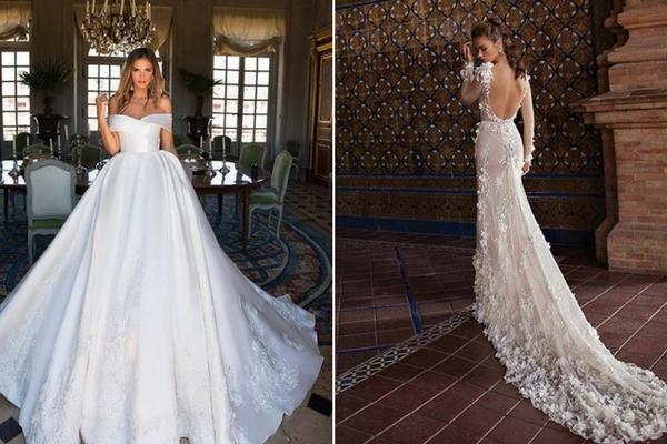 Top 20 des plus belles robes de mariées de