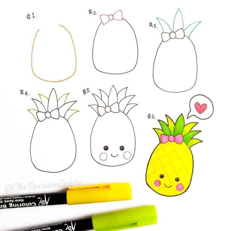 100 Top Idees Tutos De Dessins Kawaii Mignons