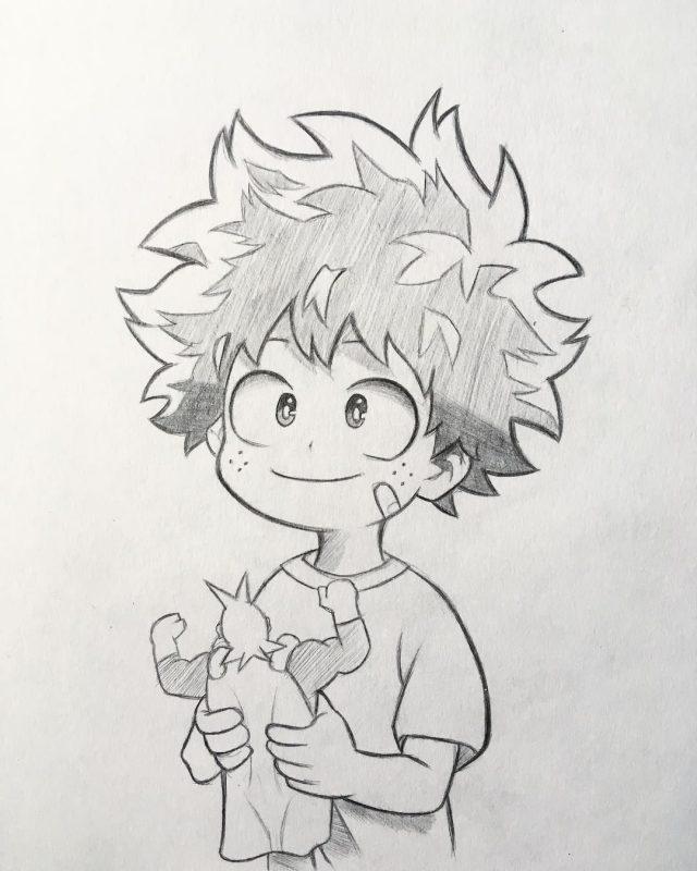 100 Top Idees Tutos De Dessins Mangas