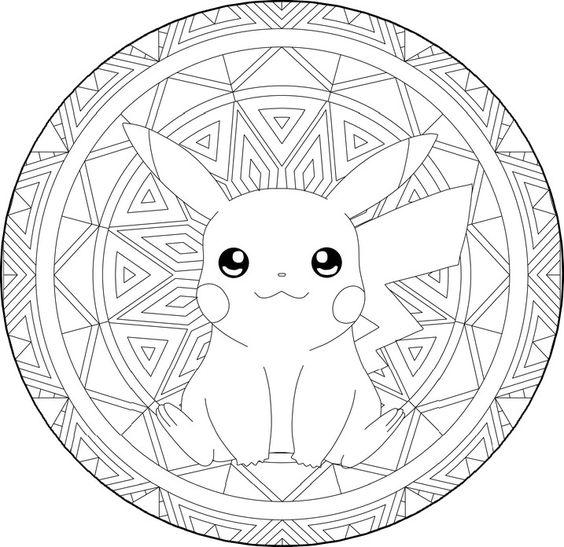 23 Idees Tutos De Dessins Coloriage Pokemon